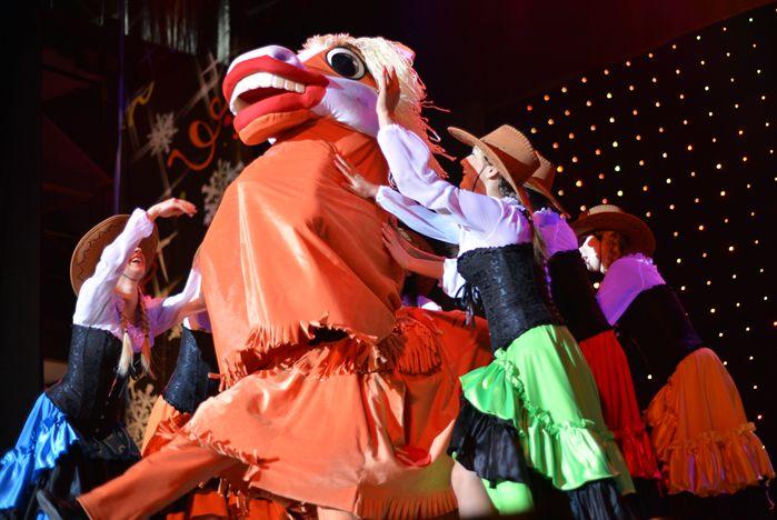 Фотоотчет концерта «Новогодний калейдоскоп»