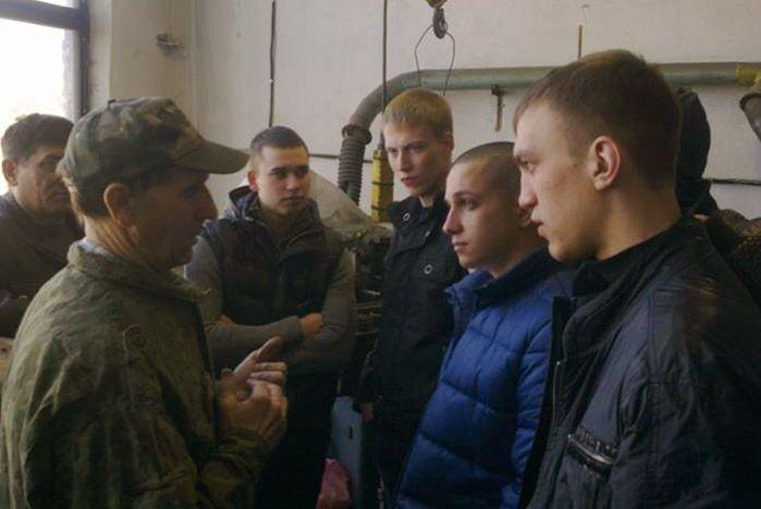 Студенты кафедры СТЭА прошли производственную практику на Дальприборе
