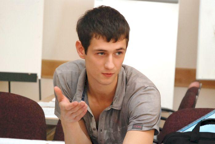 Успешный выпускник ВГУЭС Андрей Зима рассказал, как построить карьеру
