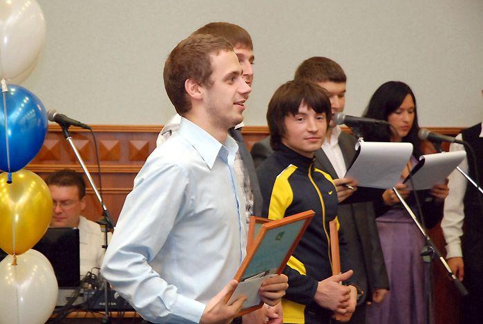 Сорок семь лауреатов премии «Молодежь города» учатся и работают во ВГУЭС