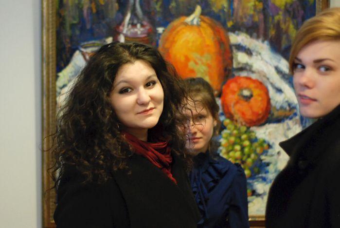 15-летие кафедры рисунка и живописи отмечено выставкой преподавателей