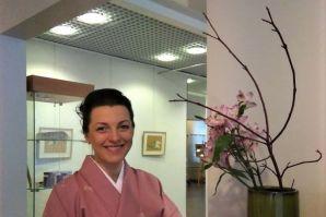Наедине и в гармонии: беседы о прекрасном с художником кимоно