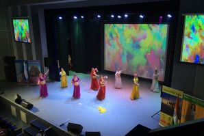 Открытый фестиваль конкурс индийского танца Namaste India