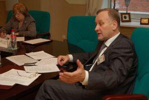 Геннадий Лазарев: ВГУЭС создаёт интеллектуальную элиту.