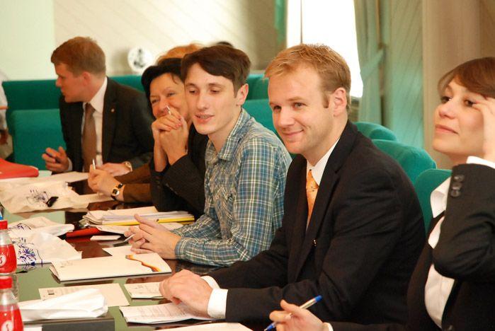 Ученые ВГУЭС и представители Федерального министерства образования и науки Германии наметили пути взаимодействия и сотрудничества