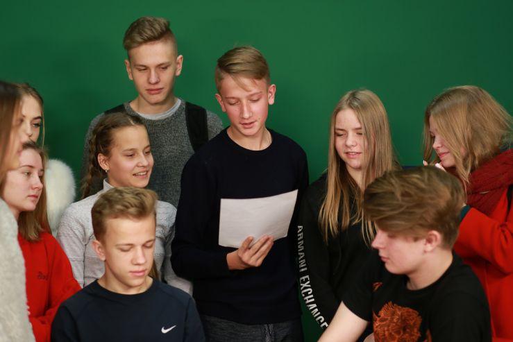 Путешествие старшеклассников по ВГУЭС