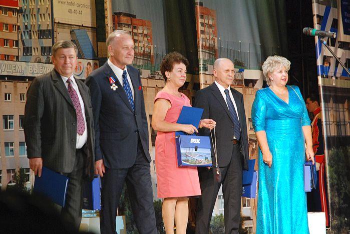 Торжественное собрание в честь 45-летия ВГУЭС: достижения коллектива отмечены наградами