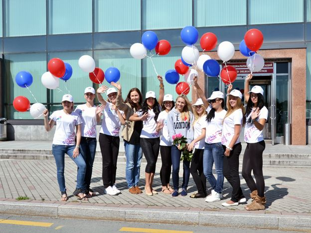 Журналистская статья про волонтеров ВГУЭС отмечена премией всероссийского конкурса «Сочи 2014» - твоя Олимпиада»