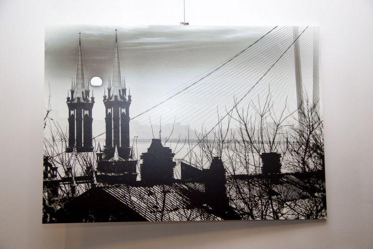 ВГУЭС, Владивосток, выставка: Александр Борисенко приглашает