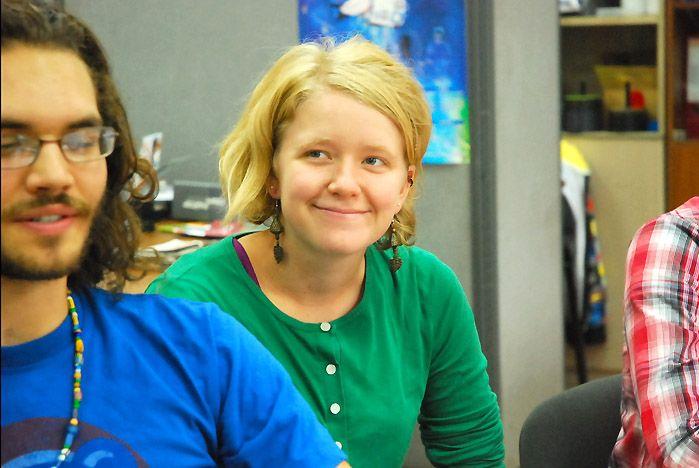 Студенты из США учат во ВГУЭС русский язык