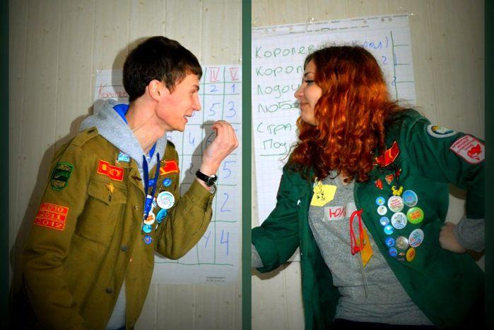 Студенты отряда проводников «ВГУЭС-Экспресс» прошли курс молодого бойца