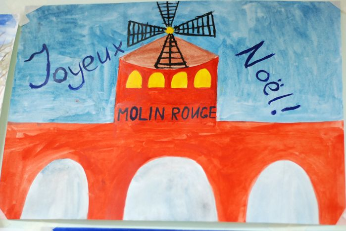 Праздник рождества «Joyeux Noël» на французском языке прошёл в Институте иностранных языков ВГУЭС
