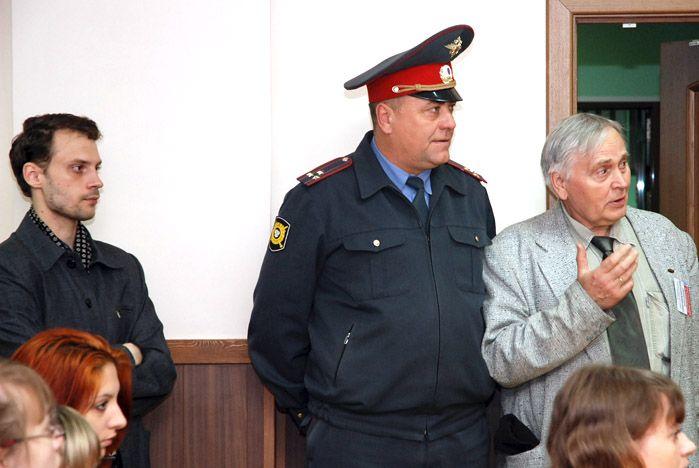 В Зале судебных заседаний ВГУЭС прошел реальный судебный процесс