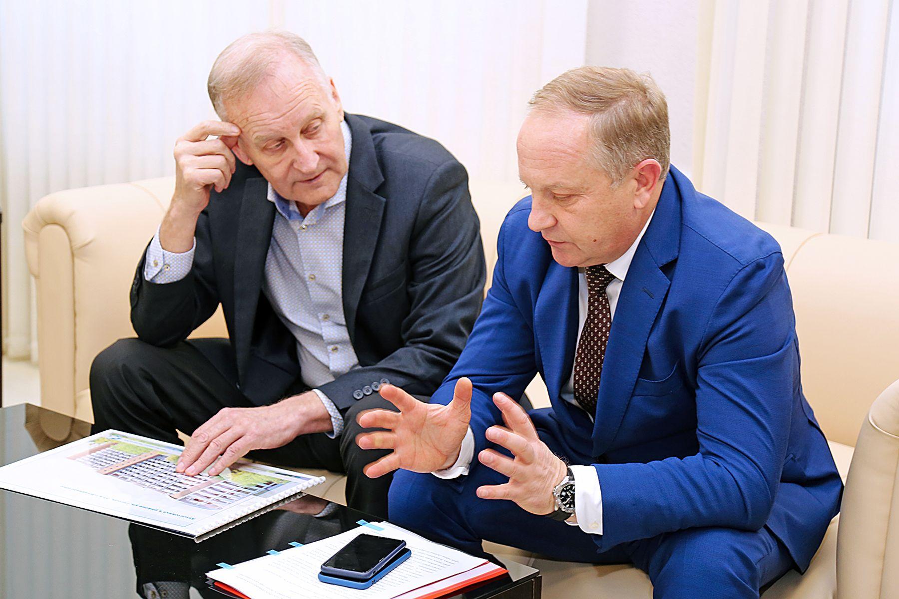 ВГУЭС будет готовить кадры по целевому заказу администрации города