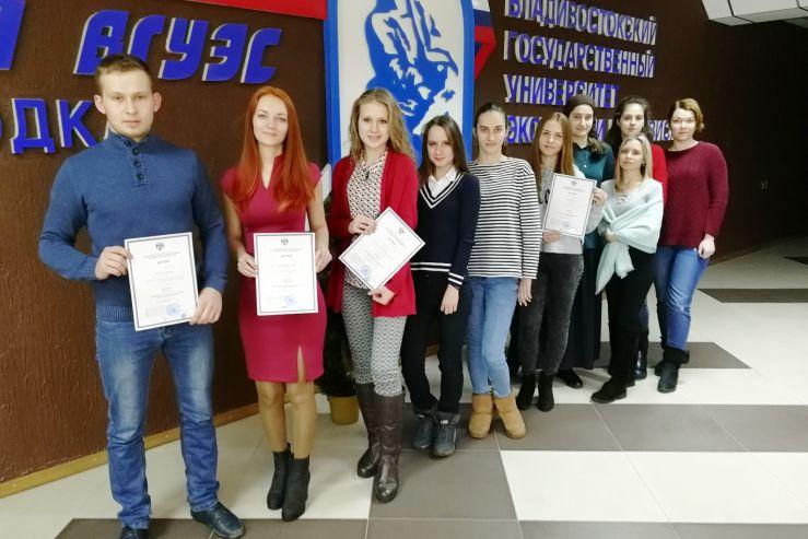 Студенты филиала стали лауреатами Национального молодежного патриотического конкурса «Моя гордость - Россия!»
