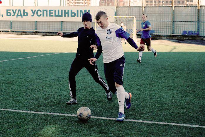 Во ВГУЭС состоялся турнир по мини-футболу