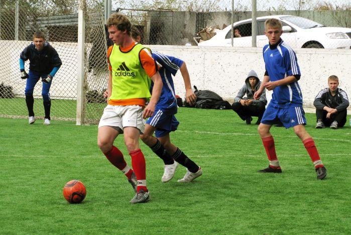 Спортсмены КСД ВГУЭС стали победителями Всероссийского соревнования «Мини-футбол в школу»