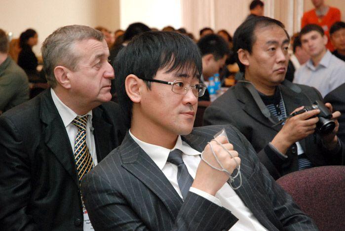 ВГУЭС: лучшая площадка для бизнес-сотрудничества России и КНР!