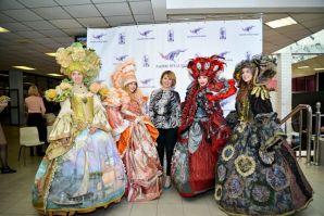 На целую неделю ВГУЭС стал центром моды, стиля и красоты в Азиатско-Тихоокеанском регионе