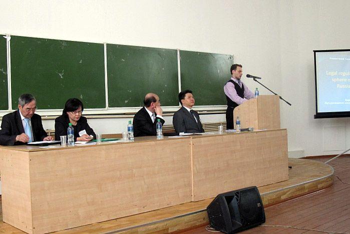 Аспирант кафедры частного права получил благодарность Верховного суда Республики Бурятия