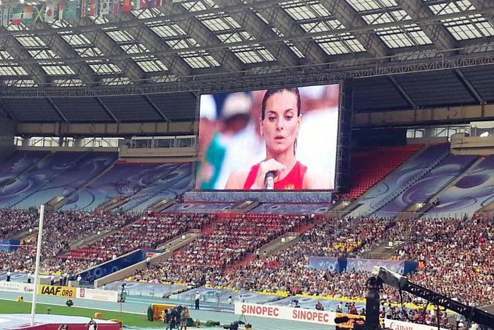 Волонтеры ВГУЭС стали свидетелями чемпионских триумфов