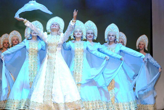 Ансамбль народного танца «АЛИСА-ВГУЭС» - лауреат Дальневосточного конкурса хореографического искусства