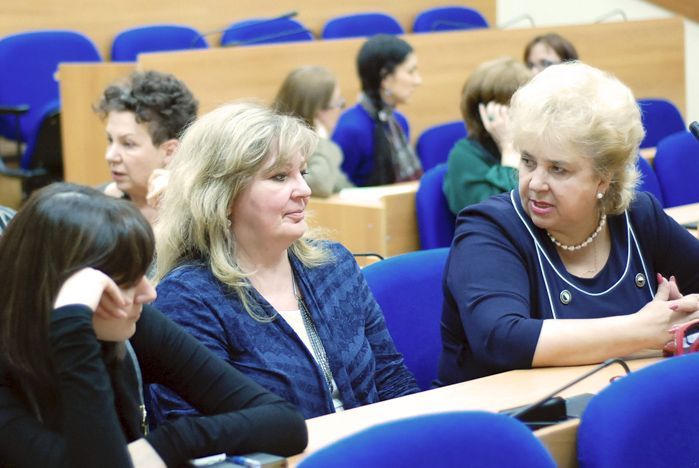 Завершился визит экспертов АККОРК в ИПУ ВГУЭС