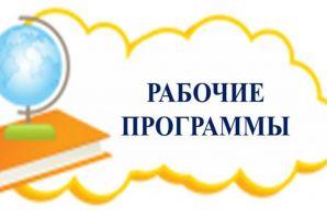 Формирование рабочей программы дисциплины и практики