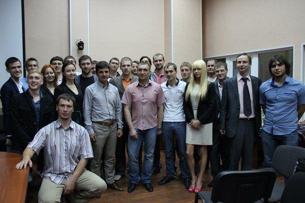В Бизнес – инкубаторе прошло очередное собрание Клуба молодых предпринимателей Приморского края