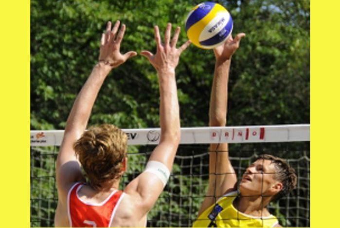 Волейболист из ШИОД стал победителем Чемпионата Европы