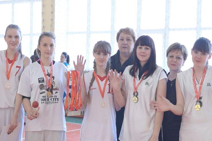 Баскетболистки Академического колледжа ВГУЭС - первые среди учебных заведений СПО г. Владивостока! Поздравляем!