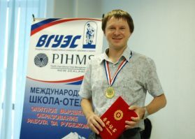 Тьютор ВГУЭС-PIHMS завоевал золотую медаль на Третьем фестивале культуры и кулинарии Северо-Восточной Азии
