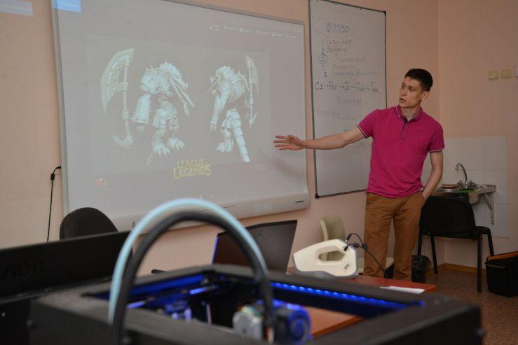 Во ВГУЭС откроется IT-школа для старшеклассников