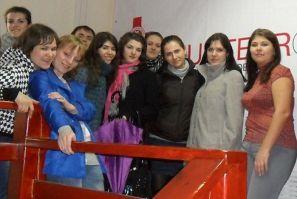 Представители центра волонтеров ВГУЭС прошли обучение на тренингах Оргкомитета