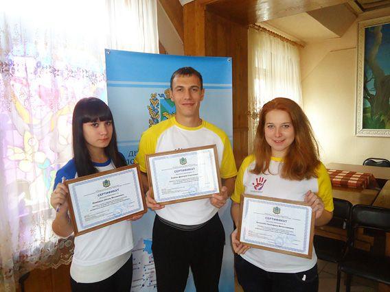 Студенты молодежного центра приняли участие в семинаре для молодых волонтеров.