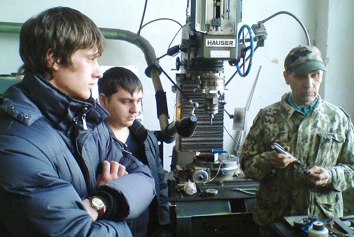 Завод «Дальприбор» готов принять студентов ВГУЭС