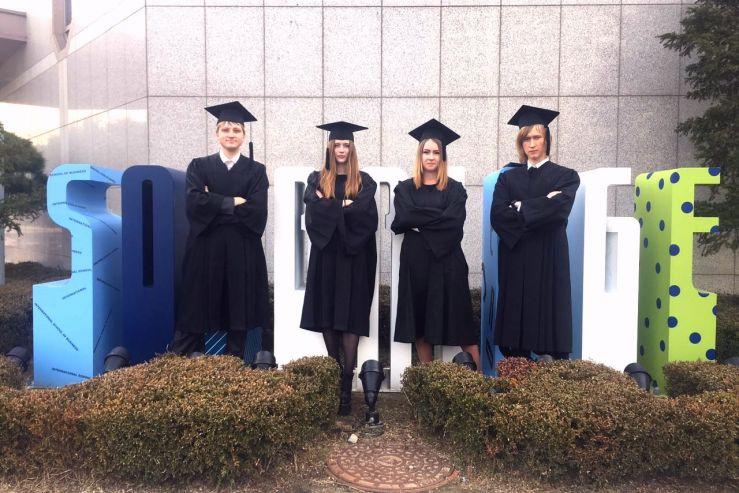 Студенты ВГУЭС стали отличными выпускниками Международной Школы Бизнеса Солбридж