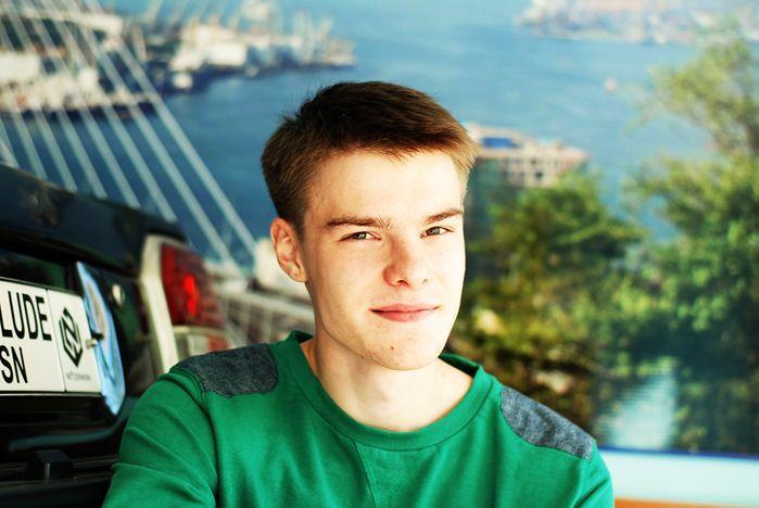 Илья Дмитренок, студент 1-го курса Института информатики, инноваций и бизнес-систем, направление подготовки «Информационные системы и технологии»