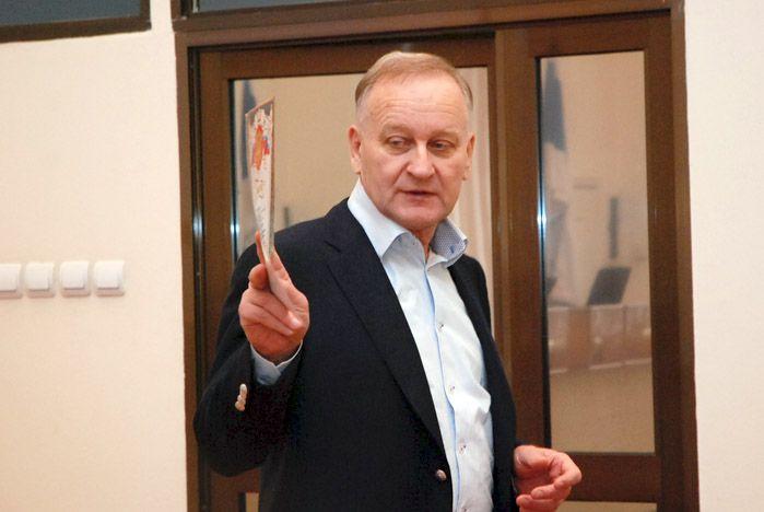 Ученый совет ВГУЭС: утвердили финплан на 2012 год, вручили госнаграды и подарки