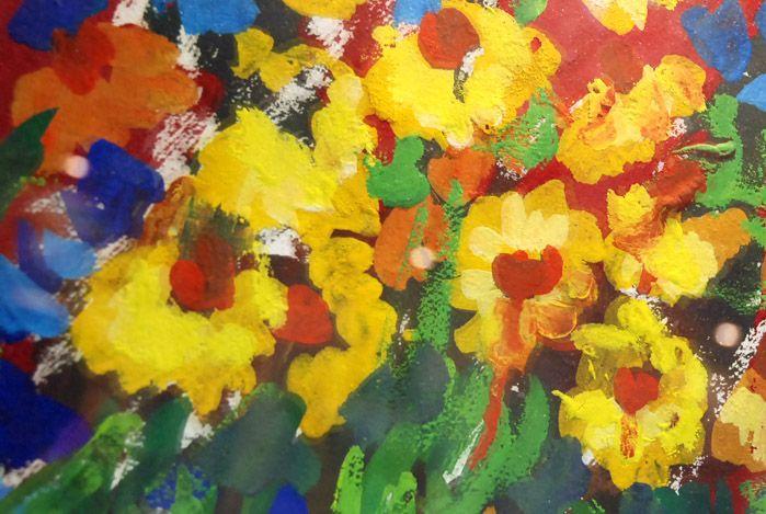 В музее ВГУЭС - экспозиция лучших работ преподавателей кафедры рисунка и живописи