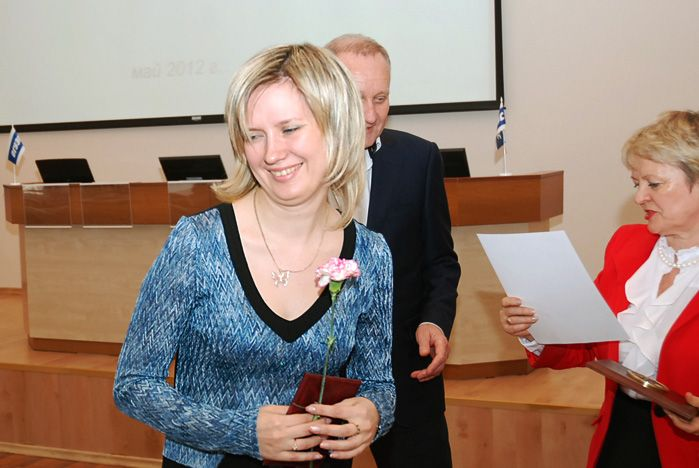 18 мая во ВГУЭС состоялось заседание ученого Совета