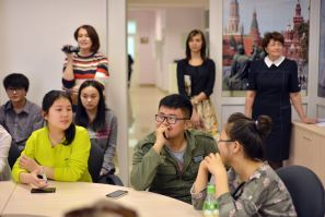 International students will be awarded special scholarships in VSUES