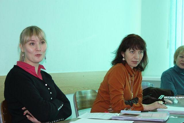 Преподаватели кафедры русского языка обсудили методические аспекты своей работы