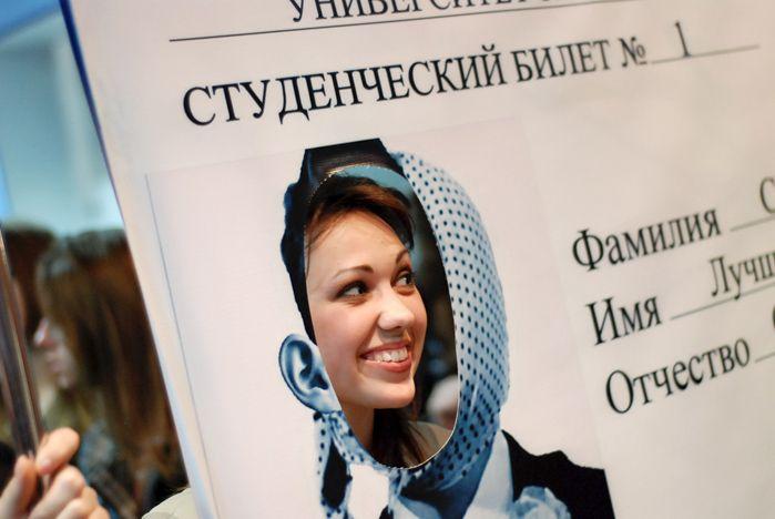 Первокурсников ВГУЭС посвятили в студенты (фото, видео)