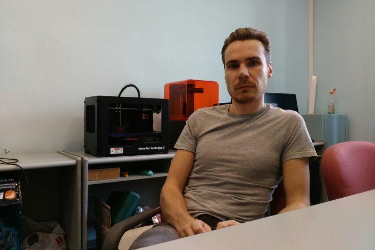 Дмитрий Мордвинцев, директор Ресурсного центра ИТ-инфраструктуры ВГУЭС: «О 3D-технологиях и о нас с вами»
