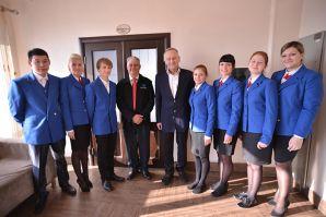 В Международную школу гостиничного менеджмента ВГУЭС-PIHMS пришли первые абитуриенты
