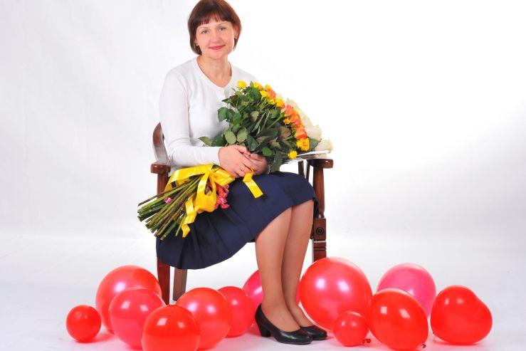 Коллектив Профессионального лицея поздравляет своего директора с Юбилеем !!!