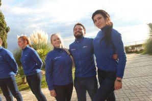 Студенты ВГУЭС прошли производственную практику в МДЦ «Артек» и получили приглашение на работу
