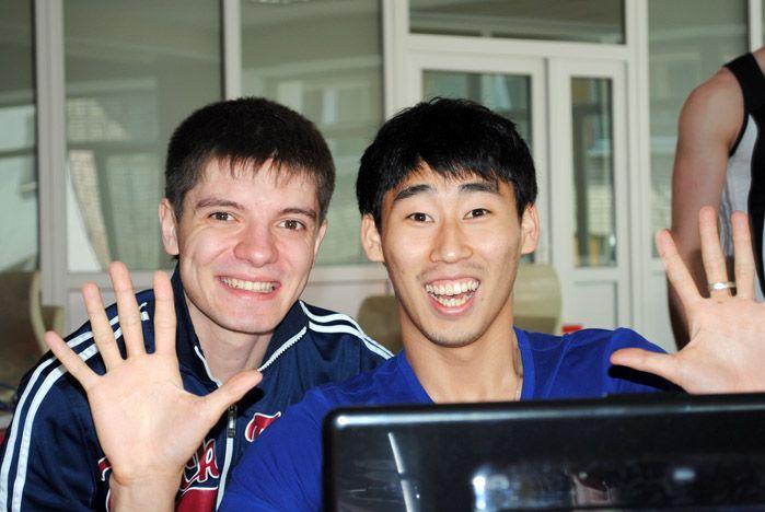 В студенческом городке ВГУЭС прошли первые соревнования по киберспорту