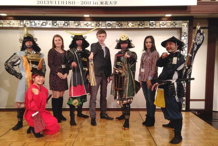 Студенты ВГУЭС стажируются в Японии